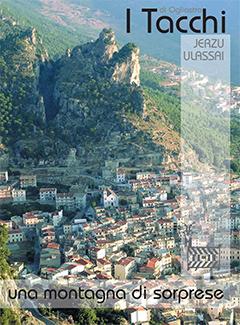 La carte de Tacchi Ulassai Sardaigne