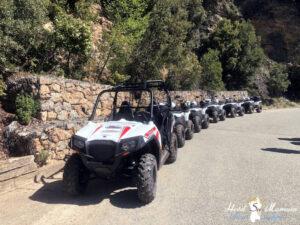 Escursioni in quad Ulassai Ogliastra Sardegna