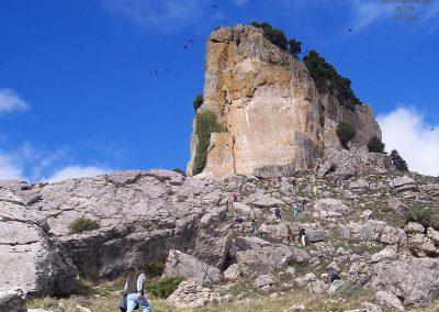 Sentiero dei Nuraghi Trekkig a Ulassai Ogliastra Sardegna