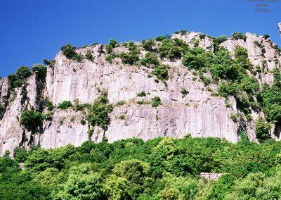 Trekking Sa Tappara Sentiero del Pettirosso Ulassai Ogliastra Sardegna